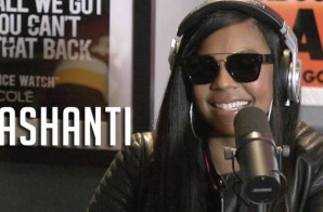 Ashanti Talks Nelly, Frequently Traveling To Dubai, New Christmas LP & More w/ Hot 97! (Video)