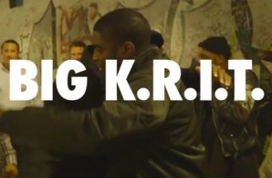 Elliott Wilson Presents: CRWN – Big K.R.I.T. (Part Two) (Video)