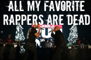 Mad Skillz – All My Favorite Rappers Are Dead