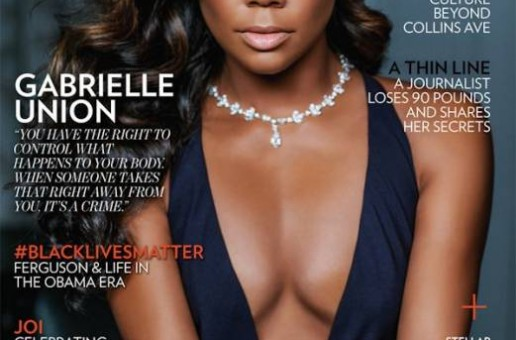 Gabrielle Union Graces The Cover Of Uptown Magazine