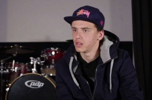 Logic Reacts To J. Cole's Racially Charged Lyrics On 'Fire Squad'! (Video)