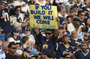 Going Back To Cali: Are The St. Louis Rams Headed To Inglewood?