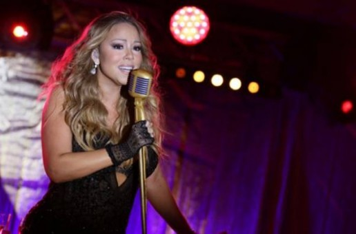 Mariah Carey Signs To Epic Records