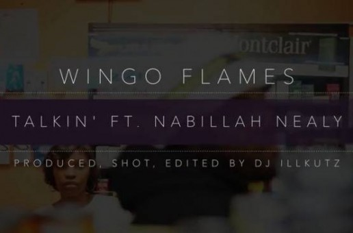 Wingo Flames – Talkin (Official Video)