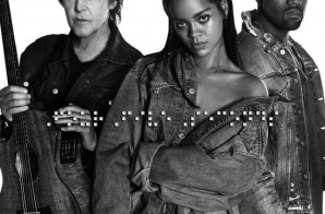 Rihanna – FourFiveSeconds Ft. Kanye West & Paul McCartney