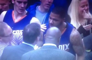 Phoenix Suns' Marcus Morris Has to Be Separated from Coach After Technical (Video)