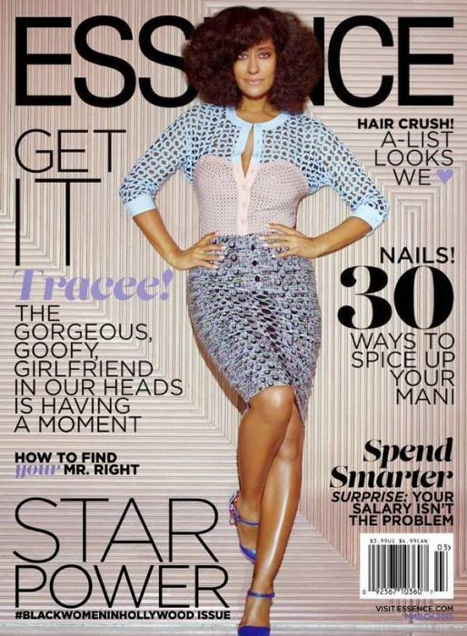 B9fepEBCMAMKFRH Tracee Ellis Ross Graces Essence Magazine's March 2015 Issue (Photos)