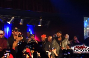 Dipset! Dipset! The Diplomats Kick Off Their 'Pledge Of Allegiance' Tour At B.B. King! (Video)