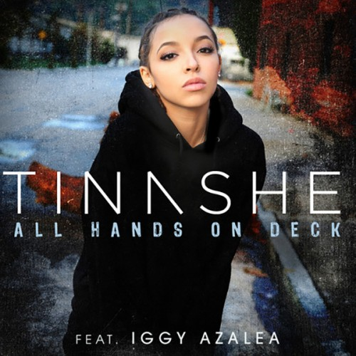 Tinashe_All_Hands_On_Deck-500x500 Tinashe - All Hands On Deck (Remix) Ft. Iggy Azalea