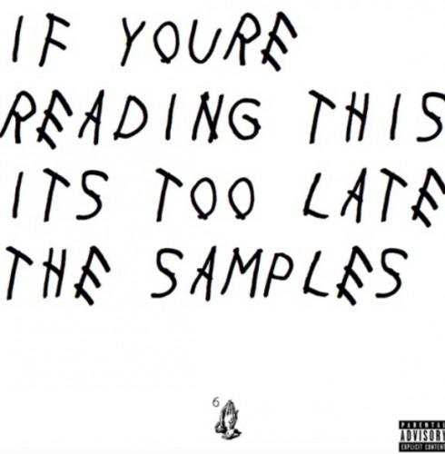 drakeiyrtitlsamples-490x500 Gianni Lee And Mike Blud Release If You're Reading This It's Too Late: The Samples! (Stream)