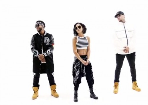 omaripose-500x354 Omarion Ft. Jhene Aiko & Chris Brown - Post To Be (Video Teaser)