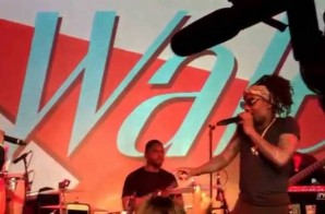 Wale Performs Album Release Concert At SOB's in NYC