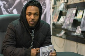 "Kendrick Lamar's ""To Pimp A Butterfly"" Holds Number One Spot For The Second Week In A Row"