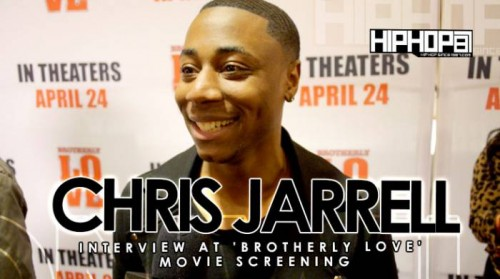 chris-jarrell-at-brotherly-love-movie-screening-in-philadelphia-33115-video-HHS1987-2015-500x279 Chris Jarrell At 'Brotherly Love' Movie Screening in Philadelphia (3/31/15) (Video)