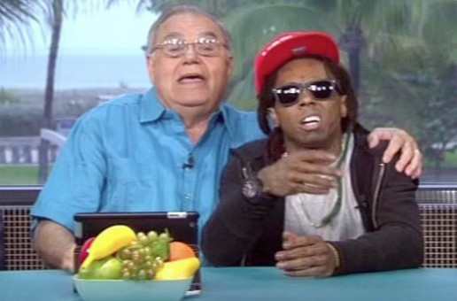 "Lil Wayne & Papi Rap ""HYFR"" On ESPN'S 'Highly Questionable' (Video)"
