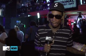 Wiz Khalifa Details #2009 Collab With PARTYNEXTDOOR! (Video)