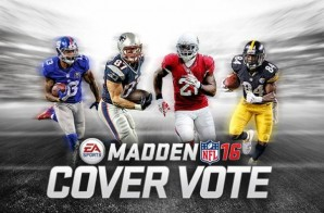 EA Sports Announces 'Madden NFL 16' Final Cover Contestants; Beckham Jr (NYG), Brown (PIT), Gronk (NE), Peterson (ARI)