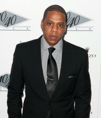 "jay-z-black-suit-Jay-Z-Suits-Up-For-His-40-40-Club-Grand-Re-opening-in-New-York-City-1-e1326999524334-428x500 Jay-Z To Launch ""40/40 Live"" Digital Video Program!"