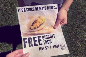 Viva La Mexico: Taco Bell Is Giving Away Free Tacos On Cinco De Mayo!