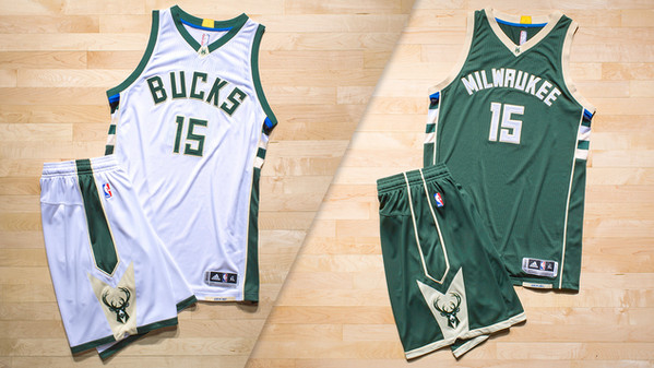 CG2XtMvUkAASyv5-1 Change Gon Come: The Milwaukee Bucks Reveal Their New Uniforms (Photos)