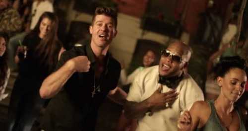 FloRida_Robin_Thicke_IDont_Like_It_I_Love_It-500x264 Flo Rida - I Don't Like It, I Love It Ft. Robin Thicke & Verdine White (Video)