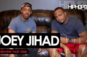 Joey Jihad Details His Prison/ Boot Camp Experience, What He Has Learned From It & More (Part 1) (Video)