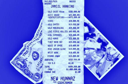 Jamiil Hankins x SodaCanMan – New Hunnaz (Video)