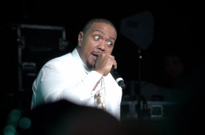"Timbaland Breaks Up Fight During VA's Annual Shaggfest, tells fans ""Don't Make Me Look Bad"" (Video)"