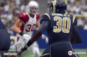 EA Sports Reveals The Madden NFL 16 Rookie Ratings; Former Georgia Bulldog Todd Gurley Leads The Pack