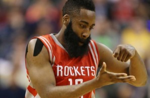 Show Me The Money: Nike Doesn't Match Adidas $200 Million Dollar Offer; James Harden Signs With Adidas