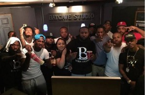 Garci 'GangLand' Listening Session at Batcave Studio (Video)