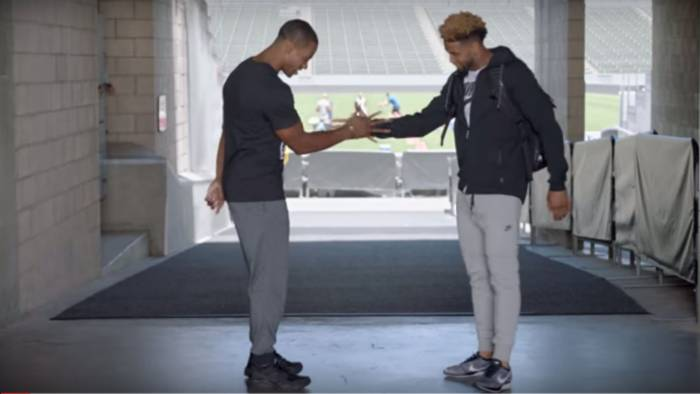 victor-cruz-odell-beckham-jr-footlocker-ftrjpg_wl1xvsa4gp8h1i6aphkq33ete Step Brothers: New York Giants Stars Victor Cruz & Odell Beckham Jr Troll Each Other In New Foot Locker Commercial (Video)