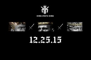 Timbaland Announces King Stays King Mixtape!