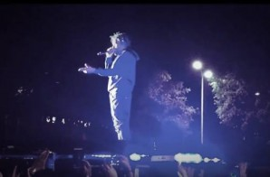 J. Cole Gives The Notorious B.I.G. Tribute During Show In L.A. (Video)