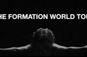 Beyoncé Announces 'Formation' World Tour!