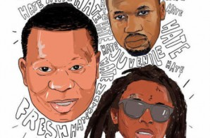 Mannie Fresh – Hate Ft. Juvenile, Lil Wayne & Birdman