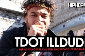 "Tdot illdude Performs ""Fa'sho"", ""Take Me Under"", ""Feeling Myself"" & More At The 2016 Austin HHS1987 Showcase (Video)"