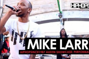 "Mike Larry Performs ""Such N Such"", ""Middle Man"" & More At The 2016 Austin HHS1987 Showcase (Video)"