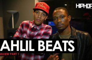 Jahlil Beats 2016 HipHopSince1987 Exclusive Interview (Part 1) (Video)