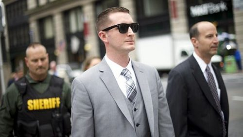 nero-3-500x282 Justice Isn't Served Once Again: Baltimore Officer Edward Nero Has Been Found Not Guilty In The Death of Freddie Gray