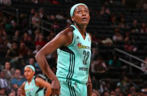 New York Liberty Star Swin Cash Will Retire At The End of The 2016 WNBA Season