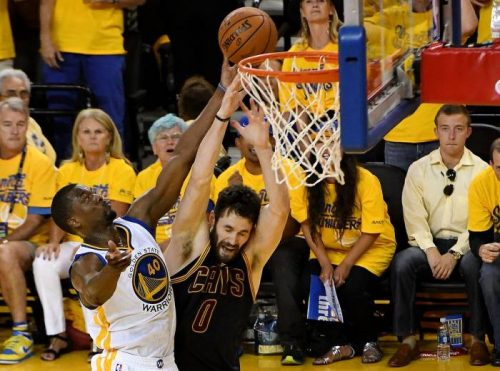 love-87-500x371 Ain't No Love: Cleveland Cavs Star Kevin Love WILL NOT Be Available For Game 3 of The 2016 NBA Finals