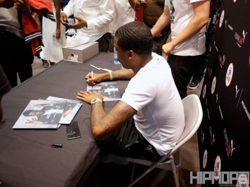P1080633-500x375 Meek Mill Debuts New Sneakers & Signs Autographs At The Puma Lab In-Store Release Event
