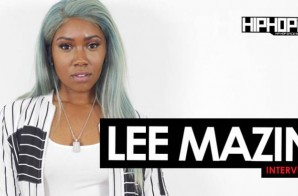 "Lee Mazin ""Sisterhood of Hip-Hop"" and ""Vibes"" Interview (HHS1987 Exclusive)"