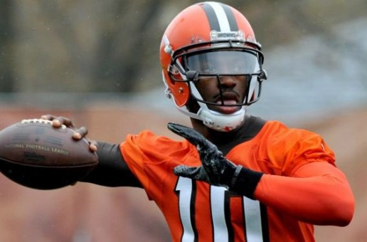 Born Again: Robert Griffin III Named The Starting QB of the Cleveland Browns