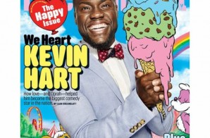 Kevin Hart Covers Entertainment Weekly