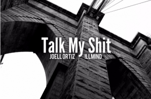 Joell Ortiz – Talk My Sh*t prod. by !llmind