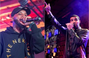 Tory Lanez Addresses Drake On Sway in the Morning