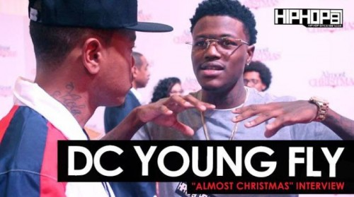 "DC-500x279 DC Young Fly Talks His Character in ""Almost Christmas"", New Stand Up Specials & More at the ""Almost Christmas"" VIP Screening in Atlanta with HHS1987 (Video)"