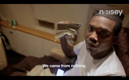 Screen-Shot-2016-10-05-at-7.42.02-AM-500x313 Meek Mill & Dreamchasers Star In 'Noisey Raps' Documentary (Video)